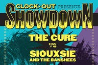 Showdowns!  Siouxsie and the Banshees vs. The Cure