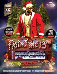 Friday the 13th with Transylvania