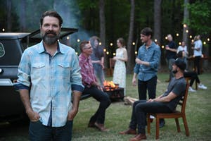 Mac Powell & The Family Reunion along with Sidecreek
