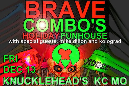 Brave Combo with  Mike Dillon and the Croation band & Kologard