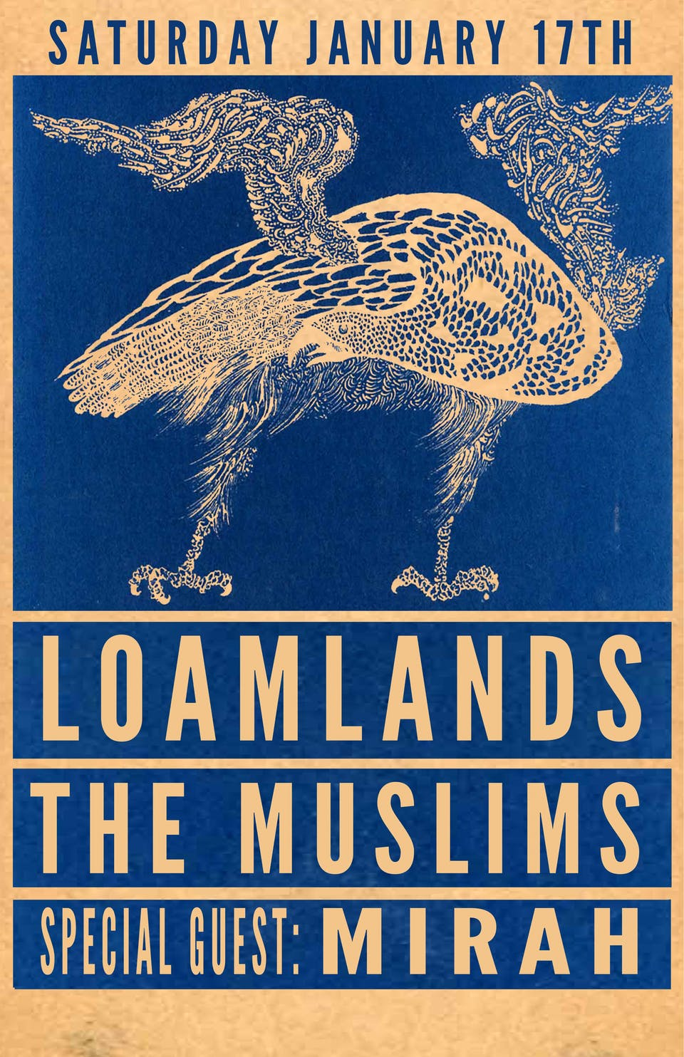 Loamlands & The Muslims with Mirah