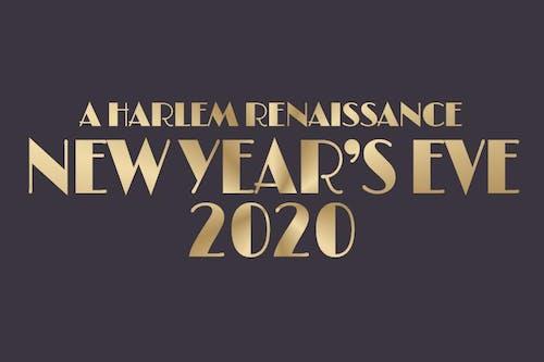 A Harlem Renaissance New Year w/ DJ Stormin Norman & friends