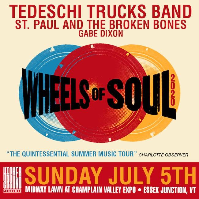 Tedeschi Trucks Band - Wheels of Soul 2020