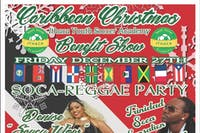 Caribbean Christmas: Ithaca Youth Soccer Academy Benefit Show