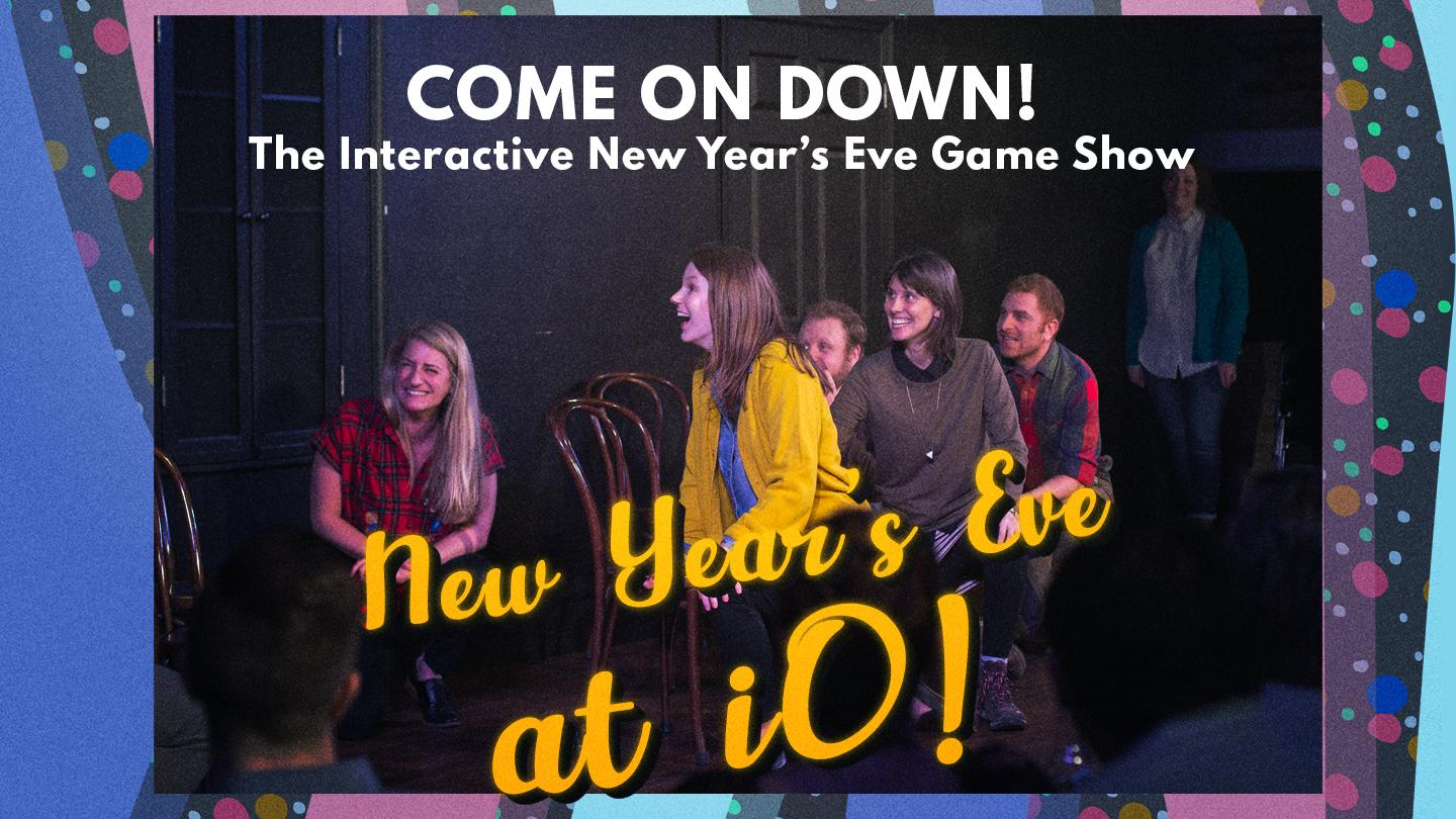 Come On Down: The New Year's Eve Interactive Show
