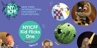 NYICFF Kid Flicks One - ​Catch the best short films from around the world!