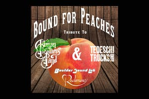 BOUND FOR PEACHES with BOULDER SOUND LAB, REDAMANCY