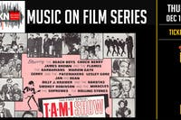 WPKN Music on Film Series - The T.A.M.I. Show