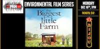 WPKN Evironmental Film Series - The Biggest Little Farm
