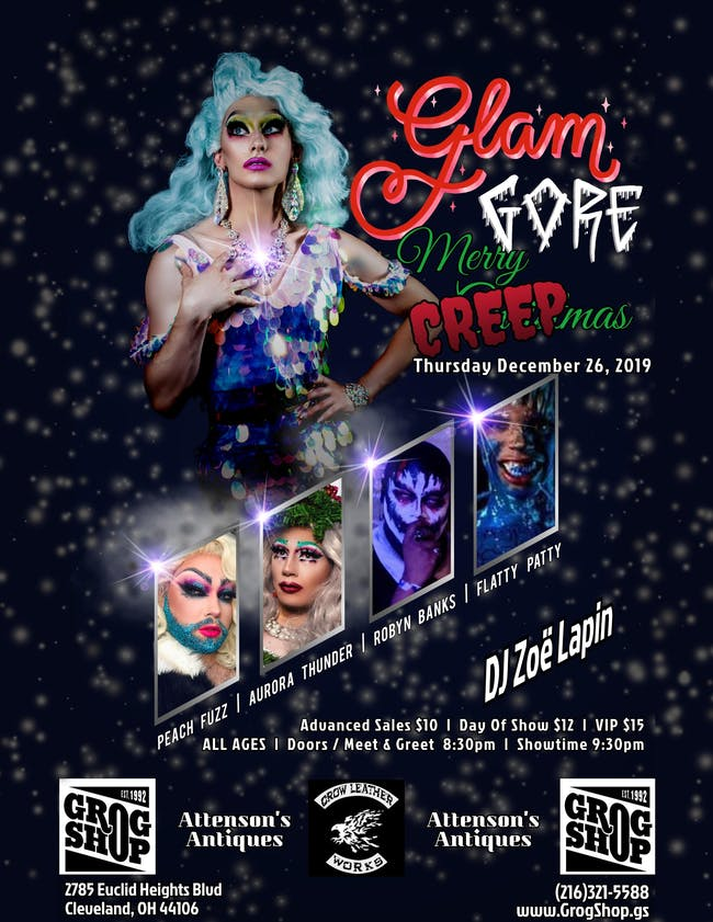 GlamGore Monthly Drag Show