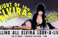 Night of 100 Elviras!