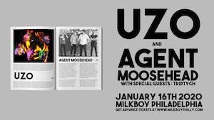 UZO + Agent Moosehead