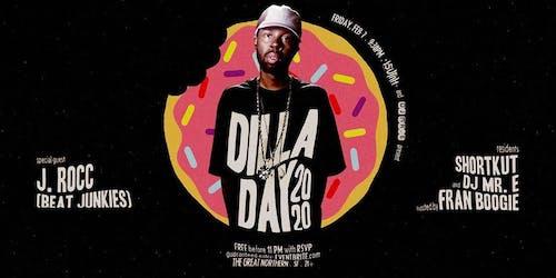 Dilla Day 2020 w/ J. Rocc