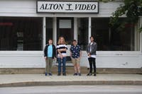 Alton Video, Five Feet, and Fairweather Friends