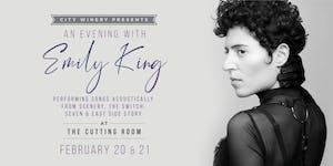 An Evening w/ Emily King