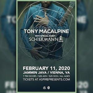 Aspire Presents Tony MacAlpine