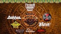 Tierra Sagrada Otoño ft. Krokus/Dokken/Lita Ford/Starz/Riot/+more!