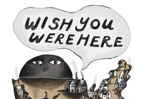 Wish You Were Here (Ft. Jesse Barnett of Stick To Your Guns) @ The Back Bar