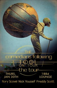 The Comedians Following Tool On Tour: The Tour