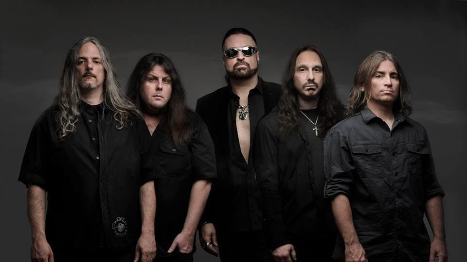 Symphony X, Primal Fear and Firewind at El Corazon