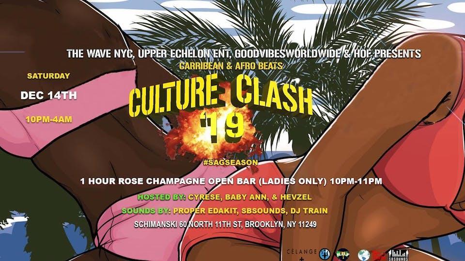 Culture Clash '19