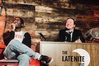 MONDAY FEBRUARY 10: THE LATE NITE MIC