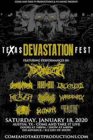 TEXAS DEVASTATION FEST 2020