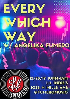 Every Which Way w/ Angelika Fumero