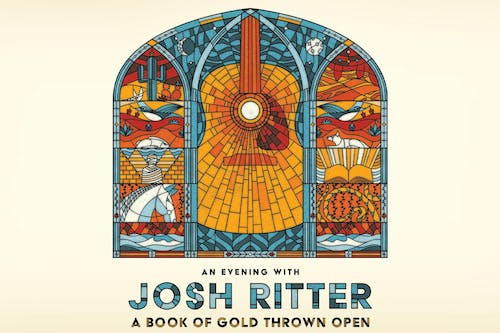 An Evening With Josh Ritter: A Book Of Gold Thrown Open
