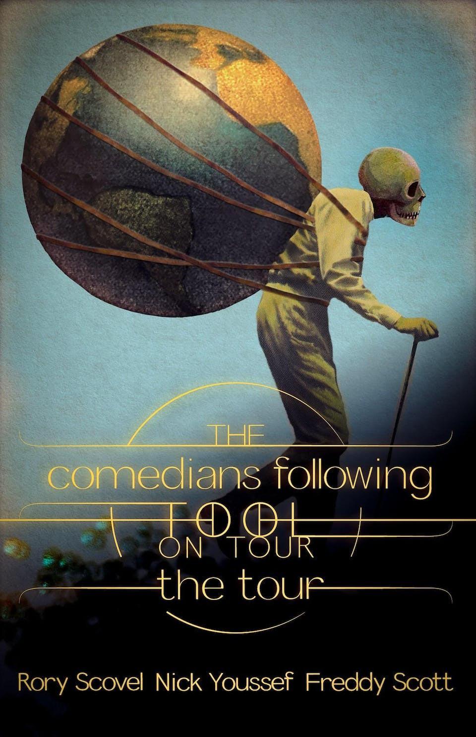 The Comedians Following Tool on Tour: The Tour @ The North Door