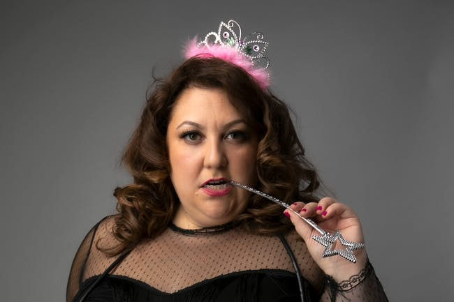 Tori Scott: Aging Disgracefully (A Birthday Show)