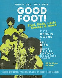 The Good Foot