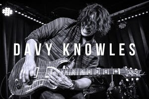 Davy Knowles w/ Bobby Thompson Trio