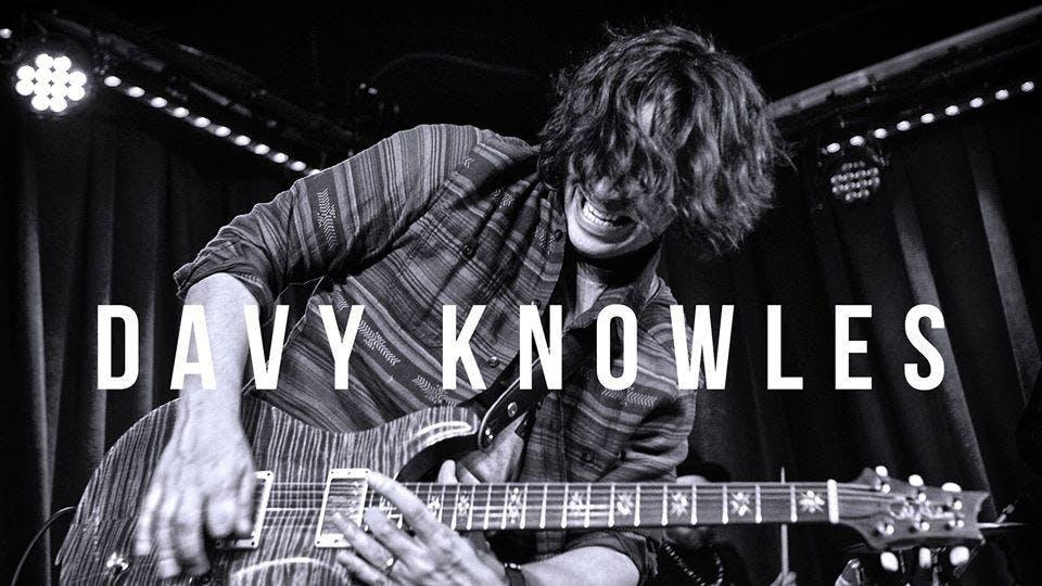 Davy Knowles w/ Bobby Thompson Trio
