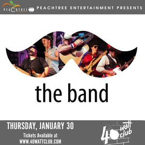 "Mustache The Band- ""90's Country Cover Band"""