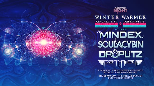 Awaken The Night presents Winter Warmer: Sleeper Saturday