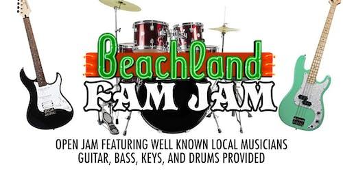Beachland Fam Jam