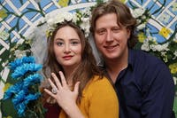 David and Katie Get Re-Married