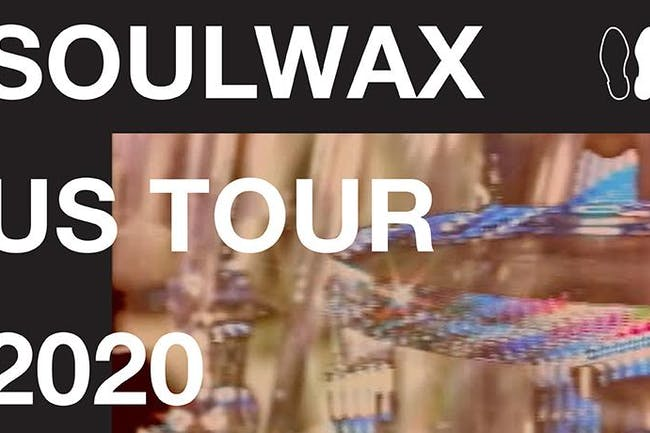 Soulwax (NEW DATE)