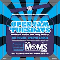 Tuesday Open Jam ft. The Green House Band