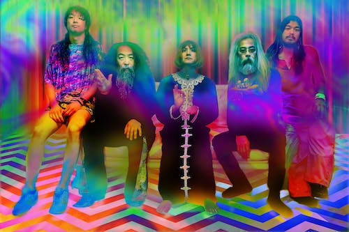 Acid Mothers Temple & The Melting Paraiso U.F.O. - NEW DATE