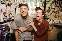 John Reynolds & Matt Barats at Union Hall