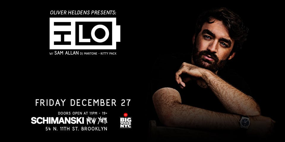 Oliver Heldens Presents: HI LO