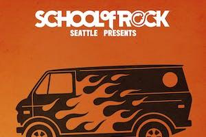 School of Rock Seattle Performs: Classic Metal