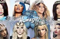 HOMEGIRL ~ The Pop-Divas Party {Ice Queen Winter}
