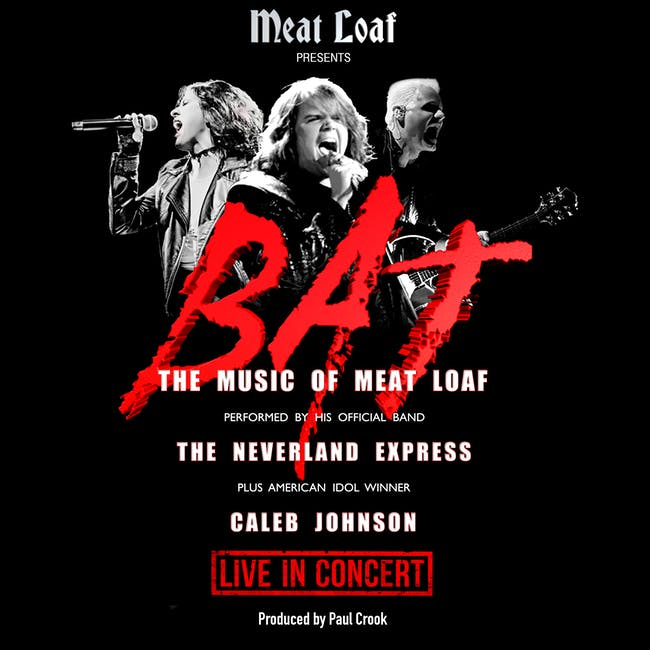 Meat Loaf Presents: BAT {CANCELLED}