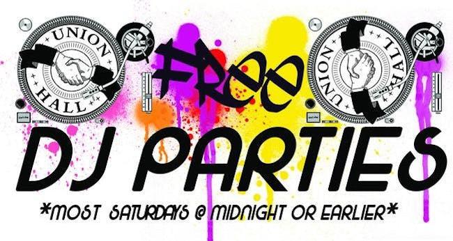 DJ PARTY with DJ Shane MauX