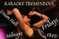 KARAOKE TREMENDOUS
