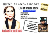 Irene  Alano Rhodes and The Royale Flash Revival Band at BHouse LIVE