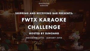 FWTX Karaoke Challenge Semi Finals - Week 4